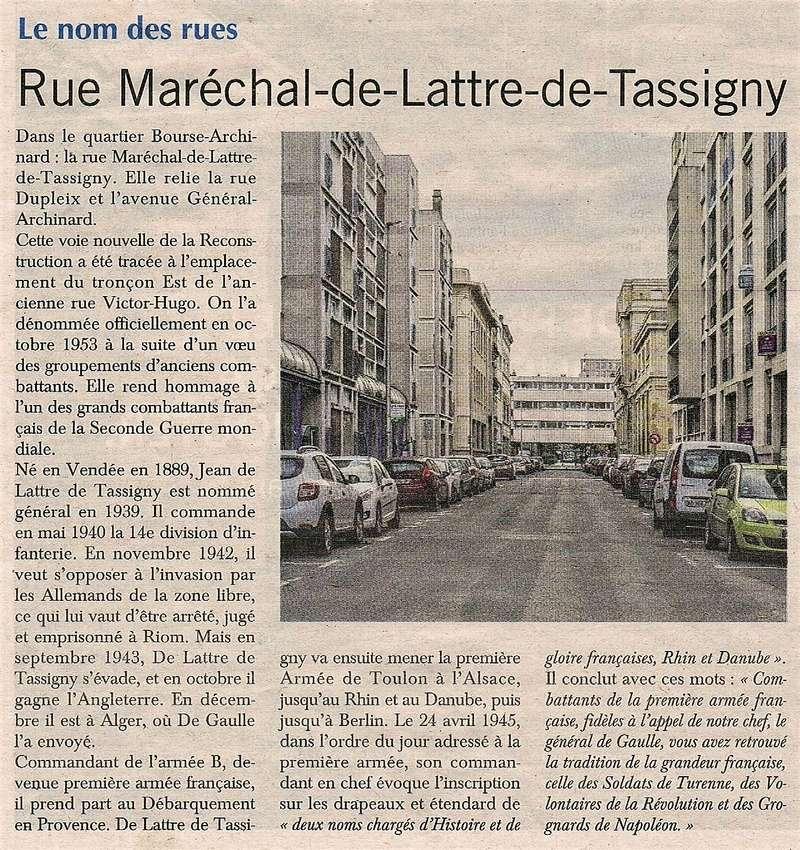 Havre - Le Havre - Rue Maréchal de Lattre de Tassigny 2016-143
