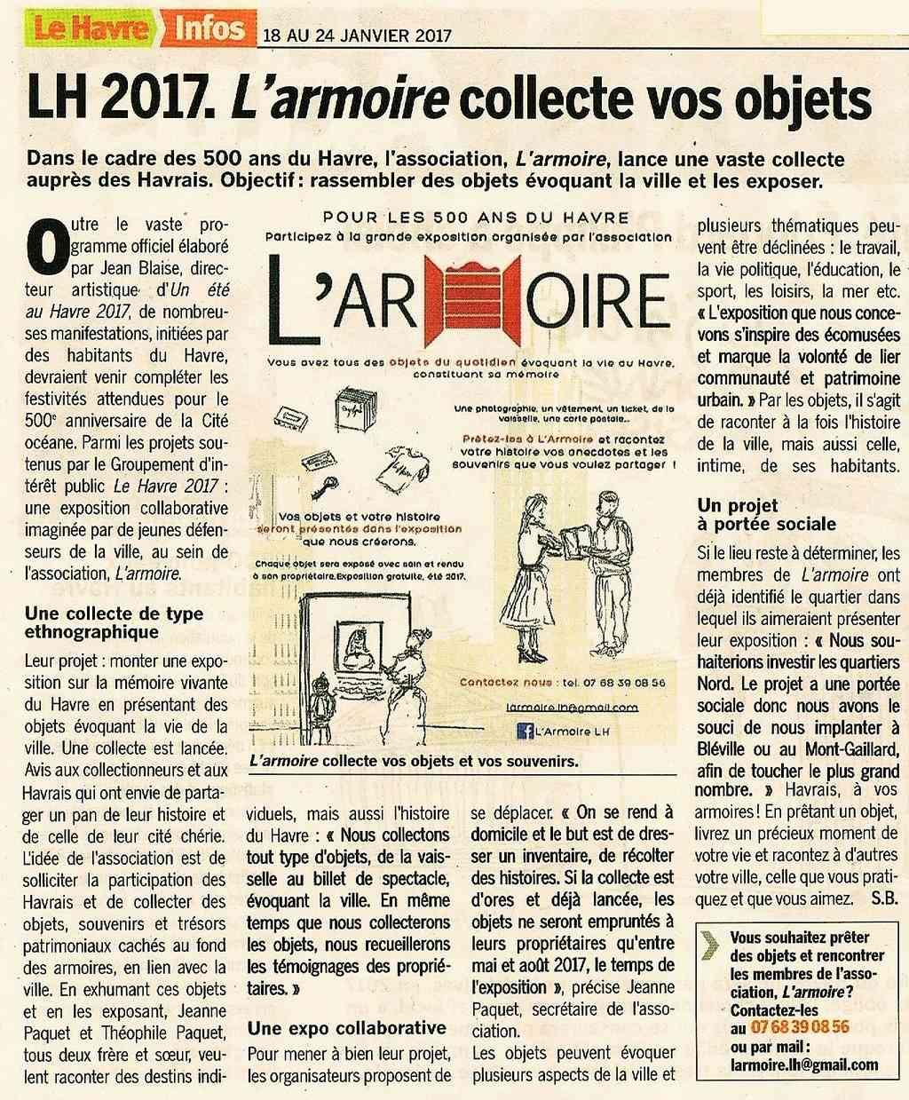 L'armoire collecte vos objets du Havre 2017-018