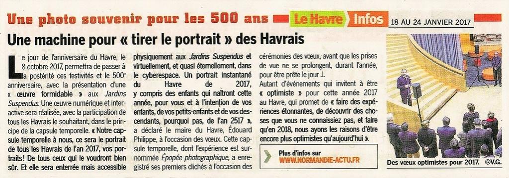 Havre - Portrait des Havrais pour les 500 ans du Havre 2017-020