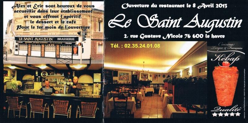 """Le Havre - Restaurant """"Le Saint-Augustin"""" Alex_e10"""
