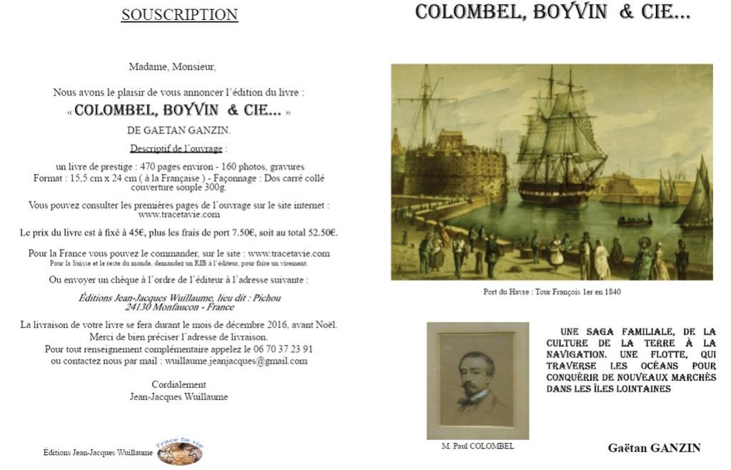 COLOMBEL, BOYVIN et Cie par GANZIN Colomb10