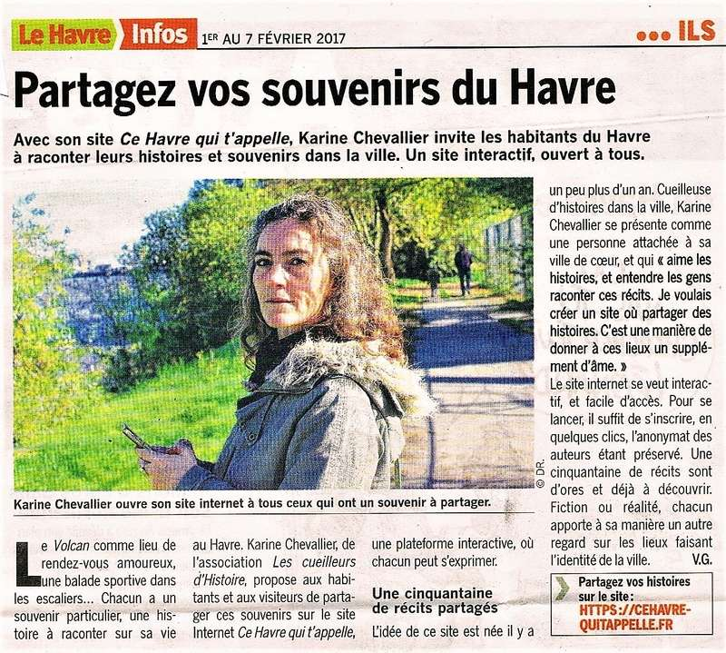 Partager vos souvenirs du Havre Numyri11