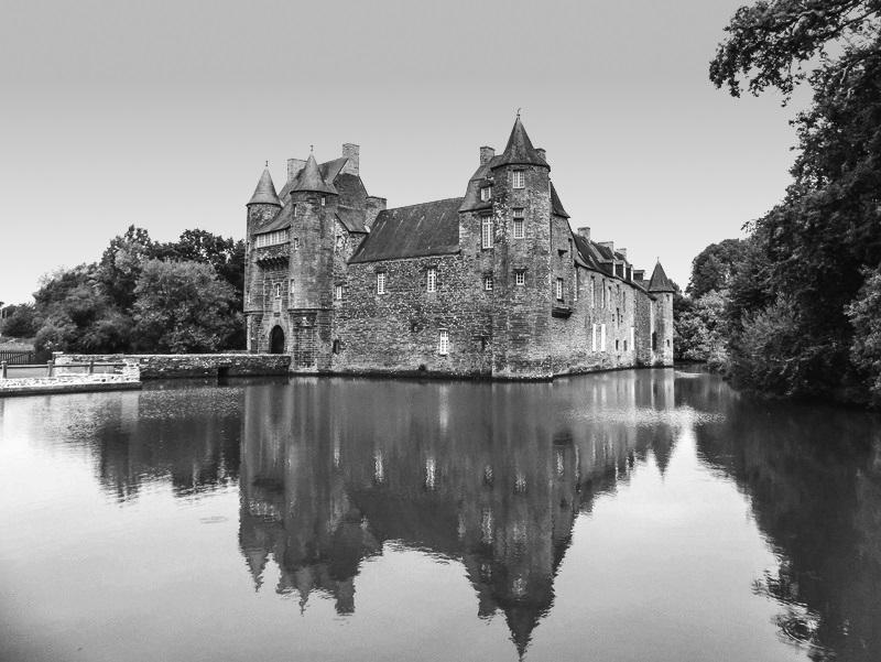 Château de Trecesson Chytea11