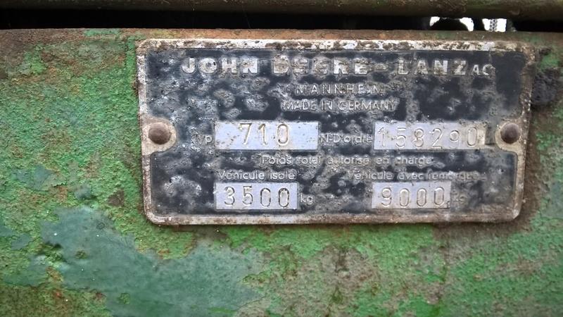 Cherche renseignements John deere 710 Wp_20111