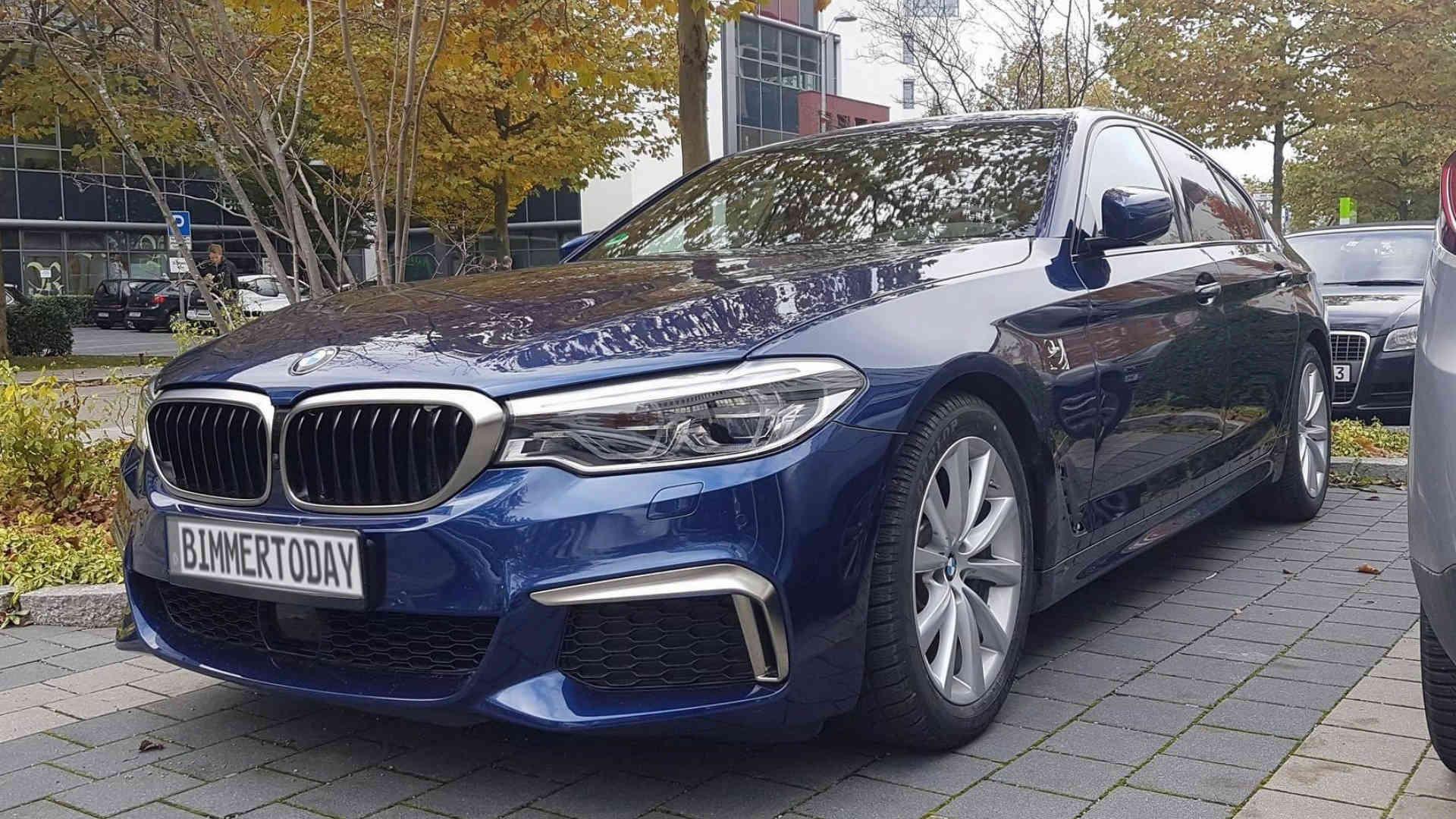 2016 - [BMW] Série 5 Berline & Touring [G30/G31] - Page 26 2017-b10