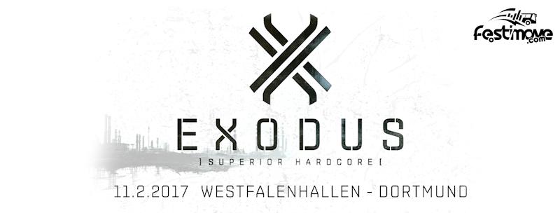 EXODUS - 11 FEVRIER 2017 - WESTFALENHALLEN - DORTMUND - ALLEMAGNE 14424910