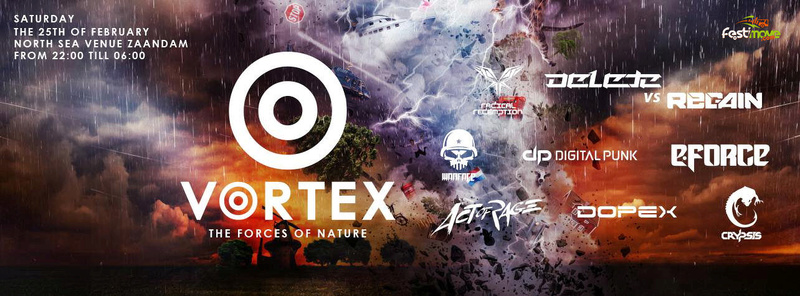 Vortex - The Forces of Nature - 25 Février 2017 - North Sea Venue - Zaandam - NL 14876510