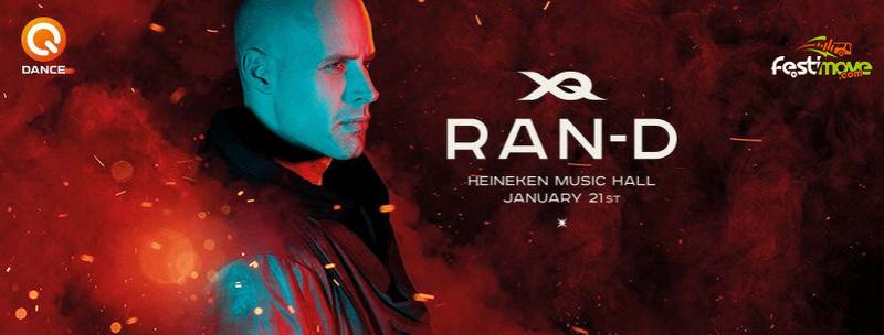 X-QLUSIVE RAN-D - Samedi 21 Janvier 2017 - Heinekein Music Hall - Amsterdam - NL 14907210