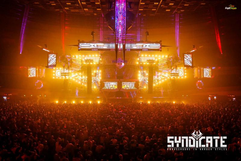 SYNDICATE - 7 Octobre 2017 - Westfallenhallen - Dortmund - Allemagne 15137310