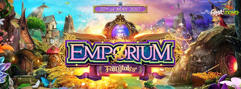EMPORIUM - Samedi 27 Mai 2017 - De Berendonck Wijchen - Nijmegen - NL 15418510