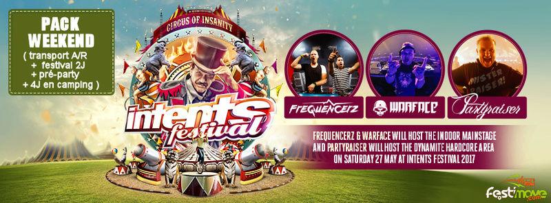 INTENTS FESTIVAL WEEKEND - 26-28 Mai 2017 - Oisterwijk (NL) 15665811