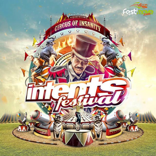 INTENTS FESTIVAL WEEKEND - 26-28 Mai 2017 - Oisterwijk (NL) 32328510