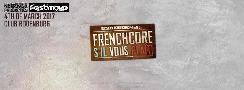 Frenchcore s'il vous plaît! · Part 11 - Samedi 4 Mars 2017 - Club Rodenburg - Beesd - NL 33191210