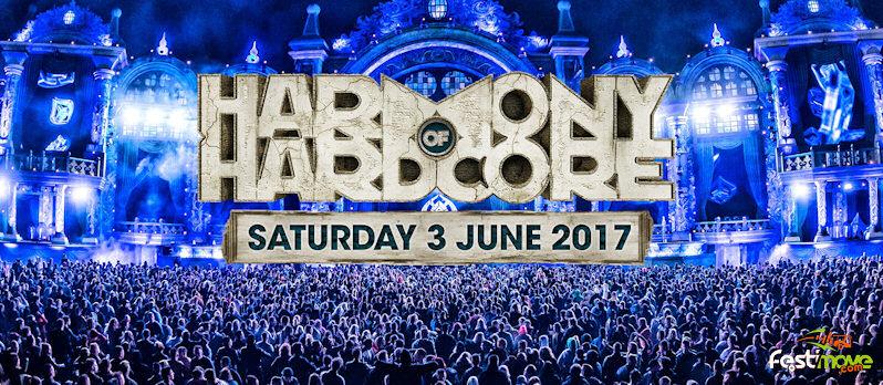 HARMONY OF HARDCORE - 3 Juin 2017 - Festivalterrein De Roost Erp/Veghel (NL) 53e50010