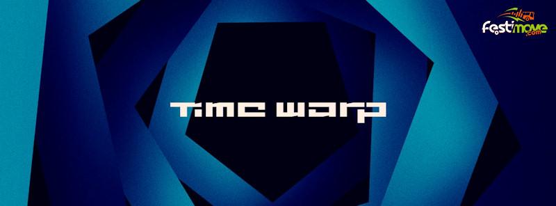 TIME WARP - 1 Avril 2017 - Maimarkthalle - Mannheim - Allemagne Cover_10