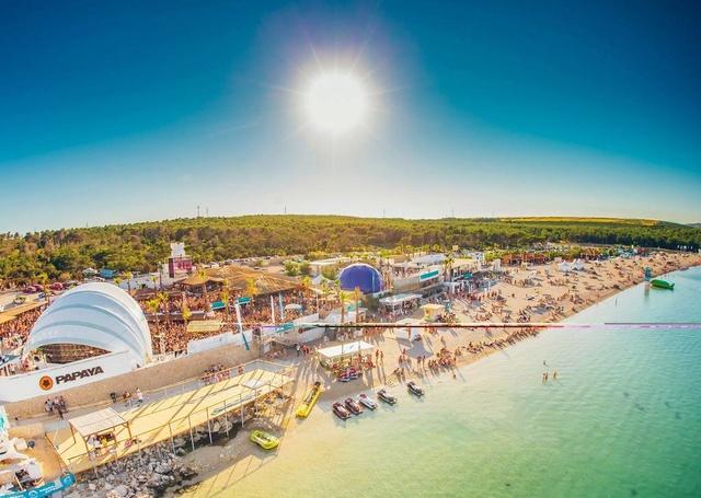 Hard Island Festival - Semaine en Croatie - Ile de Pag - 1 au 8 Juillet 2017 - Kalypso club @ Zrce beach Zrce10