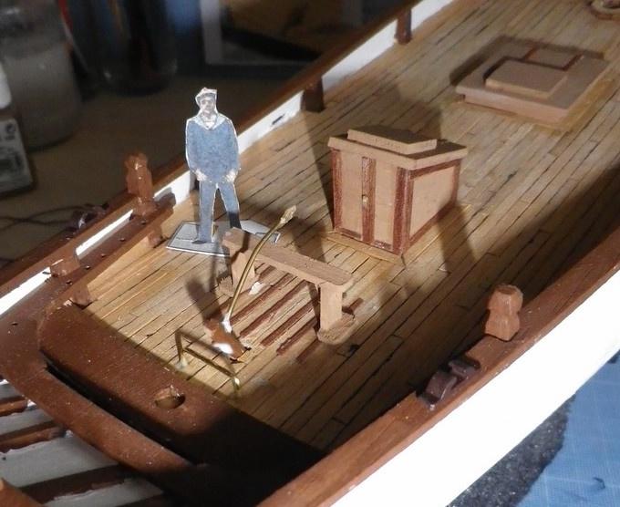 Thonier* - La Marie Jeanne Thonier Billing boats au 1/50 - Page 5 2310