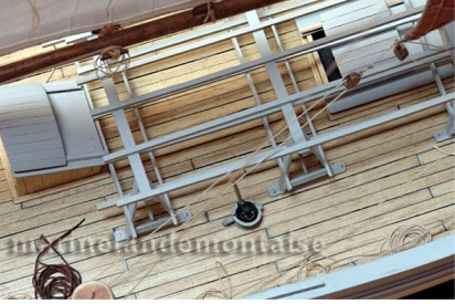 Thonier* - La Marie Jeanne Thonier Billing boats au 1/50 - Page 5 7_b11