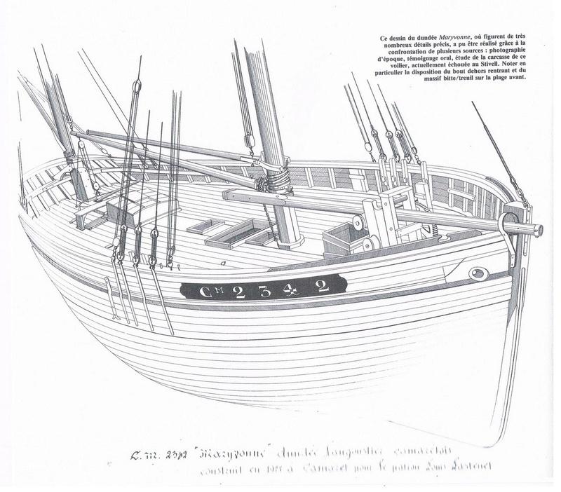 Thonier* - La Marie Jeanne Thonier Billing boats au 1/50 - Page 5 Bout_d10