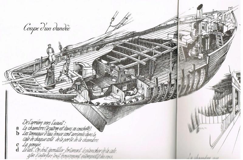 Thonier* - La Marie Jeanne Thonier Billing boats au 1/50 - Page 5 Coupe_11