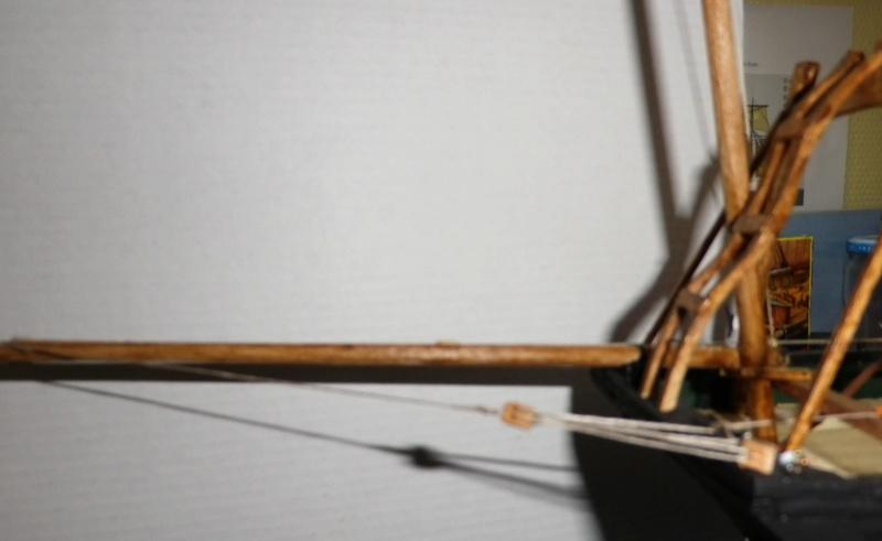 """Pas à pas d'une maquette terminée : le """"Marie-Adéaïde"""" - Harenguier. Kit Soclaine au 1/50ème Imgp3754"""