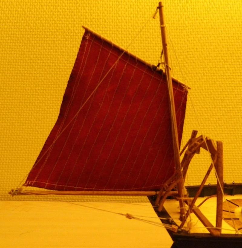 """Pas à pas d'une maquette terminée : le """"Marie-Adéaïde"""" - Harenguier. Kit Soclaine au 1/50ème Imgp3827"""