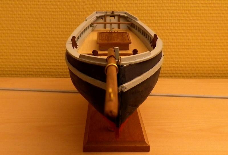 """Pas à pas d'une maquette terminée : """"Le Bon Retour"""" Coquiller de la rade de Brest. Kit AL au 1/50ème Imgp4120"""