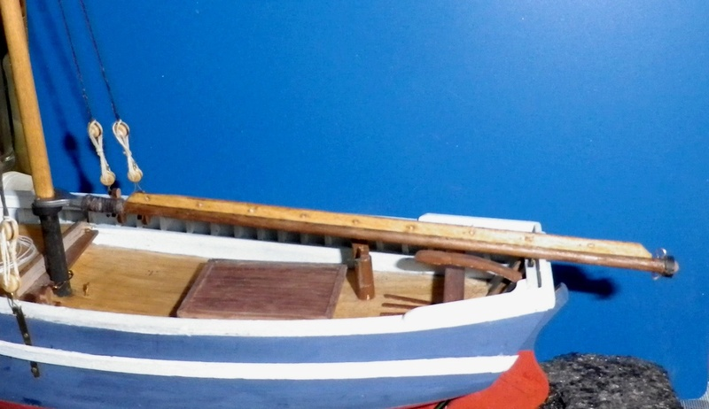 """Pas à pas d'une maquette terminée : """"Le Bon Retour"""" Coquiller de la rade de Brest. Kit AL au 1/50ème Imgp5154"""