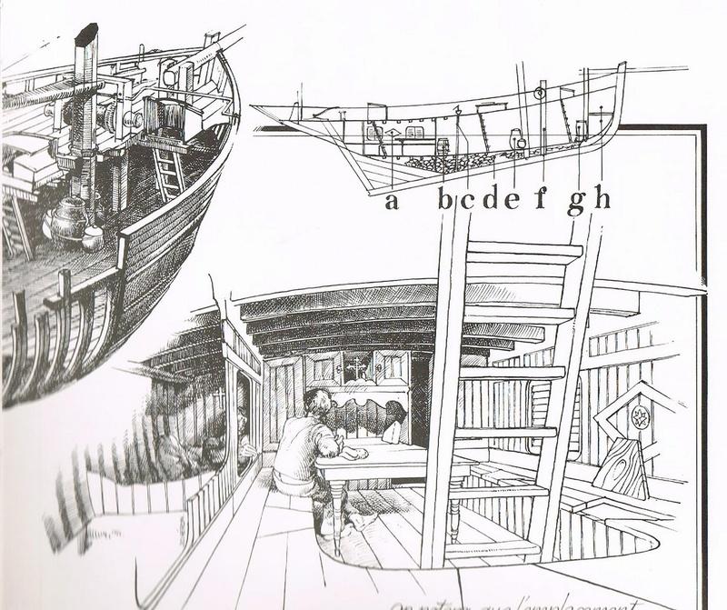 Thonier* - La Marie Jeanne Thonier Billing boats au 1/50 - Page 5 Les_th11