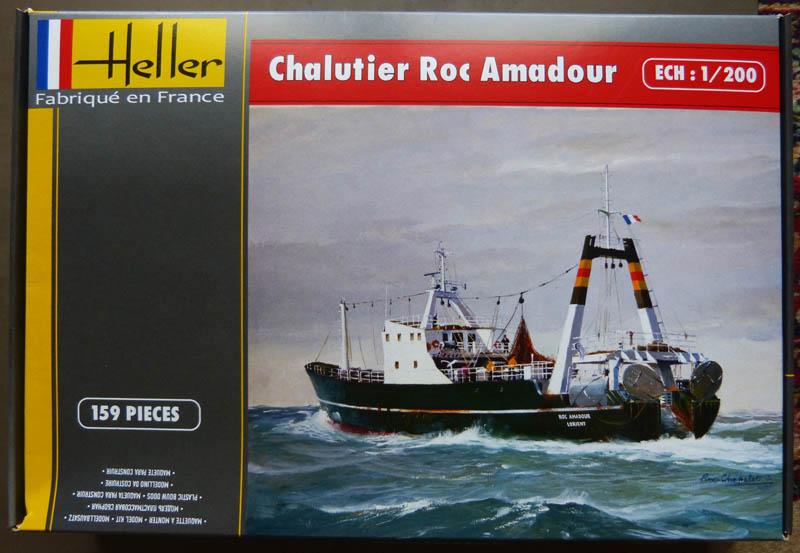 Chalutier Roc Amadour - 1/200 Rocama10