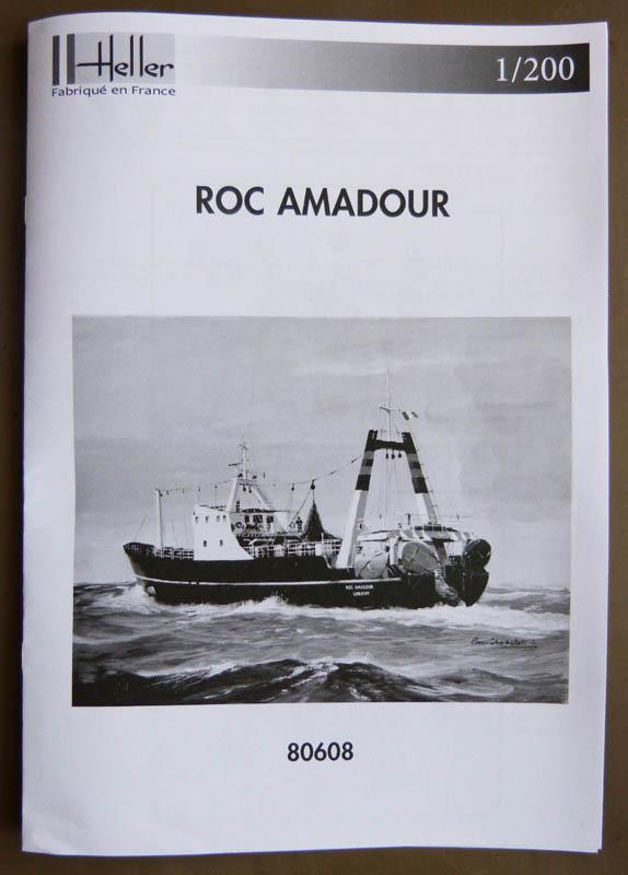 Chalutier Roc Amadour - 1/200 Rocama15