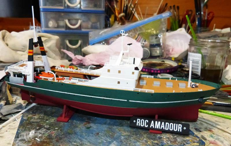 Chalutier Roc Amadour - 1/200 - Page 2 Rocama74