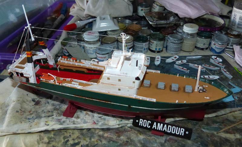 Chalutier Roc Amadour - 1/200 - Page 2 Rocama88
