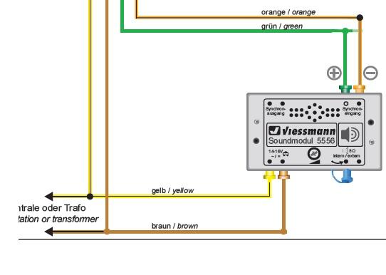 Passage à niveau électrique à moteur lent - VIESSMANN 5107 555610