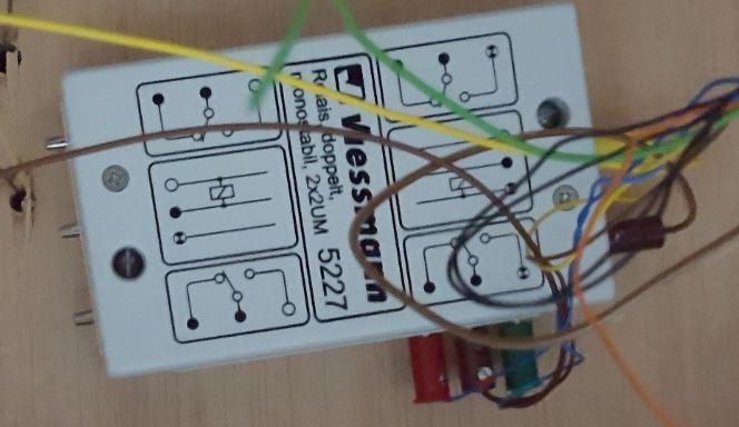 Passage à niveau électrique à moteur lent - VIESSMANN 5107 Captur10