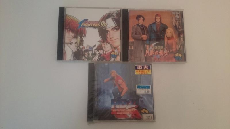 [VDS] Lot Neo Geo CD + 2 sticks cacahuète + 11 jeux Dsc_1414