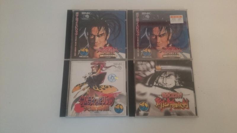 [VDS] Lot Neo Geo CD + 2 sticks cacahuète + 11 jeux Dsc_1416