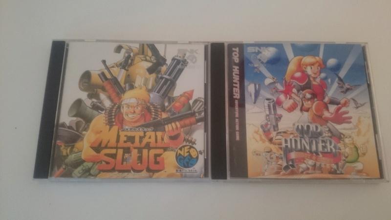 [VDS] Lot Neo Geo CD + 2 sticks cacahuète + 11 jeux Dsc_1418