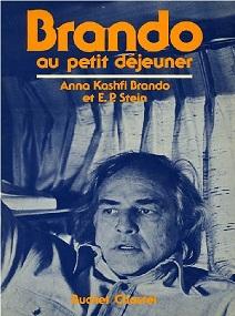 BRANDO AU PETIT DEJEUNER de Anna Kashfi Couv6212
