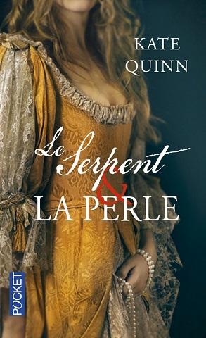 LE SERPENT ET LA PERLE de Kate Quinn Croppe11