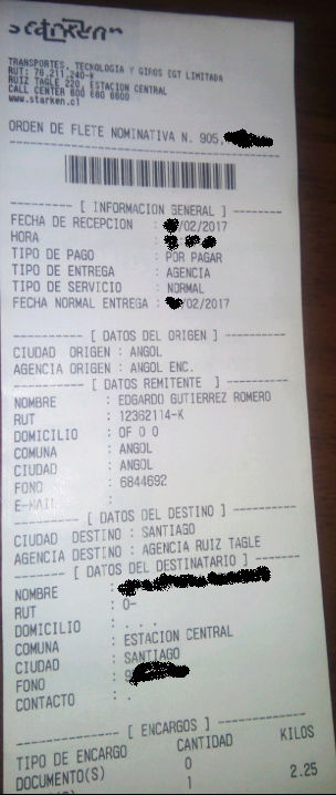 SANTIAGO - REGIÓN METROPOLITANA Metro10