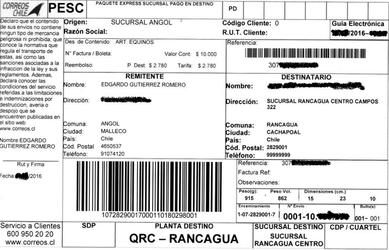 RANCAGUA - VI REGION Rancag12