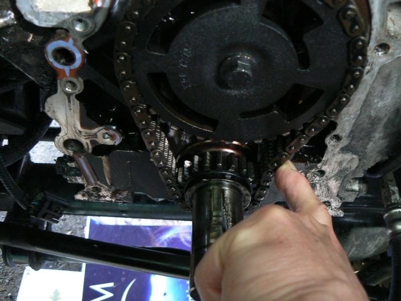 Réfection du haut moteur et de la distribution suite à des ratés cylindres - Page 5 P1040116