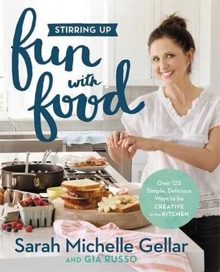 Sarah écrit un livre de cuisine 51op4b10