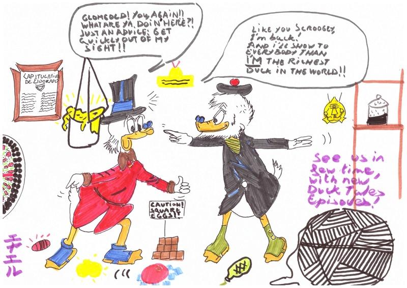 Fanfictions et dessins  d'Eyael Friend12