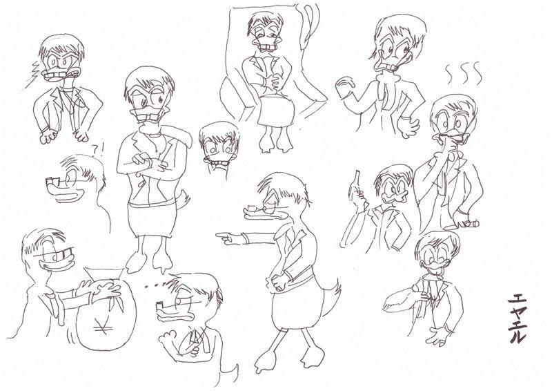 Fanfictions et dessins  d'Eyael Smd_co12