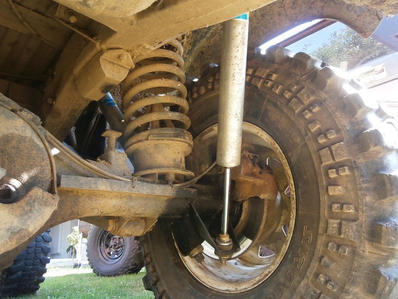 Suspention  ARR P8150010