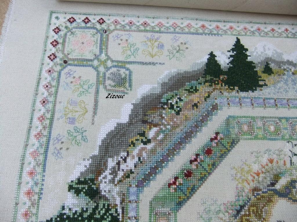 Alpine seasons garden C4-00110