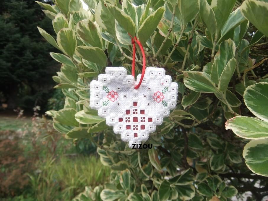 Christmas ornament, Humming needles Orname10