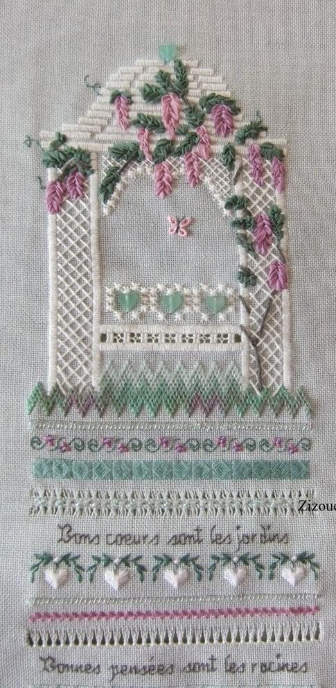 Silk wysteria, Victoria sampler Silk_w11